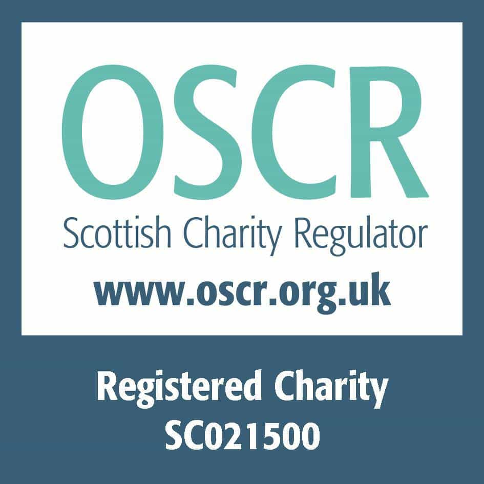 Scottish Charity Regulator logo
