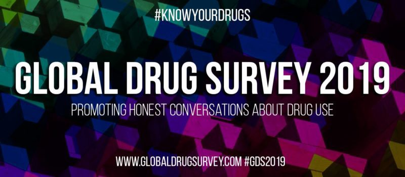 The Global Drug Survey 2019