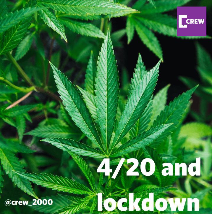 4/20 and lockdown